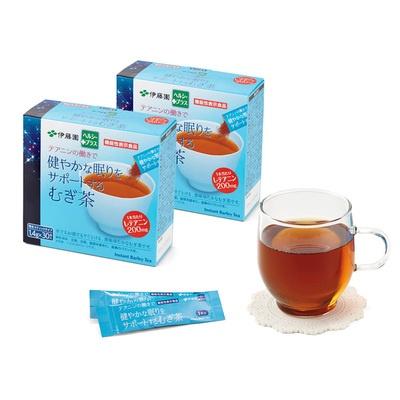 伊藤園健やかな眠りをサポートするむぎ茶60包