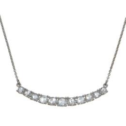 18K ローズカットダイヤモンド ネックレス 計0.70ctUP