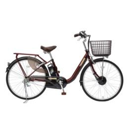 電動アシスト自転車 26型 モノフォニー