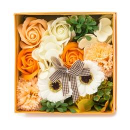 想いを伝える造花のギフト フレグランスフラワー ボックス