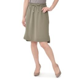 STELLA K ラウンドヘムラインスカート