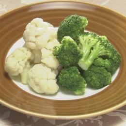 ベジーマリア 冷凍ブロッコリー4袋&カリフラワー2袋セット