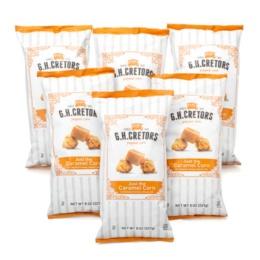 クレターズ キャラメルポップコーン6袋