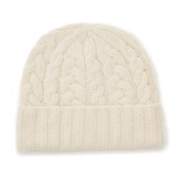 TouteFois 内モンゴル産カシミヤ100%ニット帽子