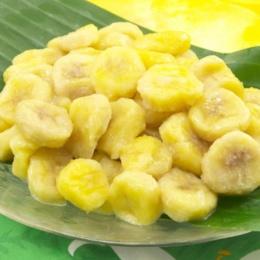 トロピカルマリア バナナスライス450g×5袋