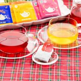 English Tea Shop オーガニック紅茶ギフト缶