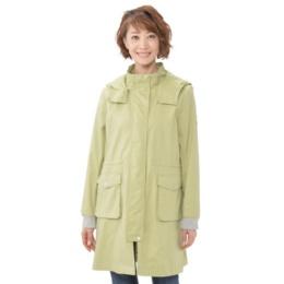 SHINNOSUKEスタイリッシュフーデッドコート