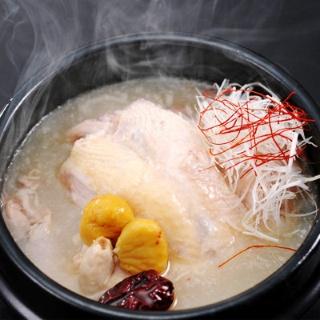 韓国宮廷料理 参鶏湯 4袋セット