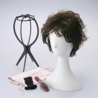 KNTファッションウィッグ カオリスタイル 総手縫いフルウィッグ