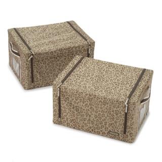 前から取出せる収納BOX磁石タイプ同色2個組M