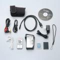 Q-bit+ HD デジタルビデオカメラ+SDカード1GB/メタルグレー