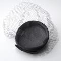 東京ソワール フォーマルトーク帽/ブラック