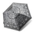 遮光・涼感 コンパクト日傘/ブラック