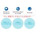 コンパクト衣類乾燥除湿機/ホワイト