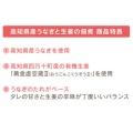 高知県産うなぎと生姜の佃煮80g×3個セット