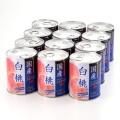 はごろも 国産白桃 12缶セット