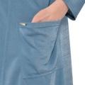 MNK ソフトラップジャケット/ブルー
