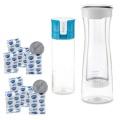 ブリタ 浄水機能付き フィル&ゴー + フィル&サーブ