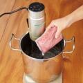 低温調理器 スーヴィード・クッカー 袋増量セット/シャンパンゴールド