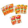 愛媛県産柑橘のドライフルーツ3種セット 計8袋