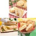 便利で美味しい冷凍パン3種セット