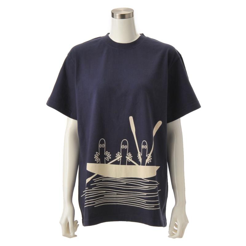 ムーミンTシャツ ニョロニョロ