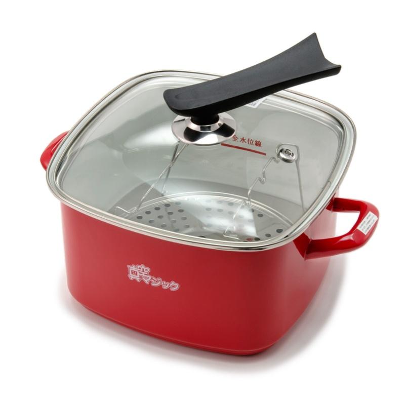 かんたん袋調理 真空マジック 専用鍋