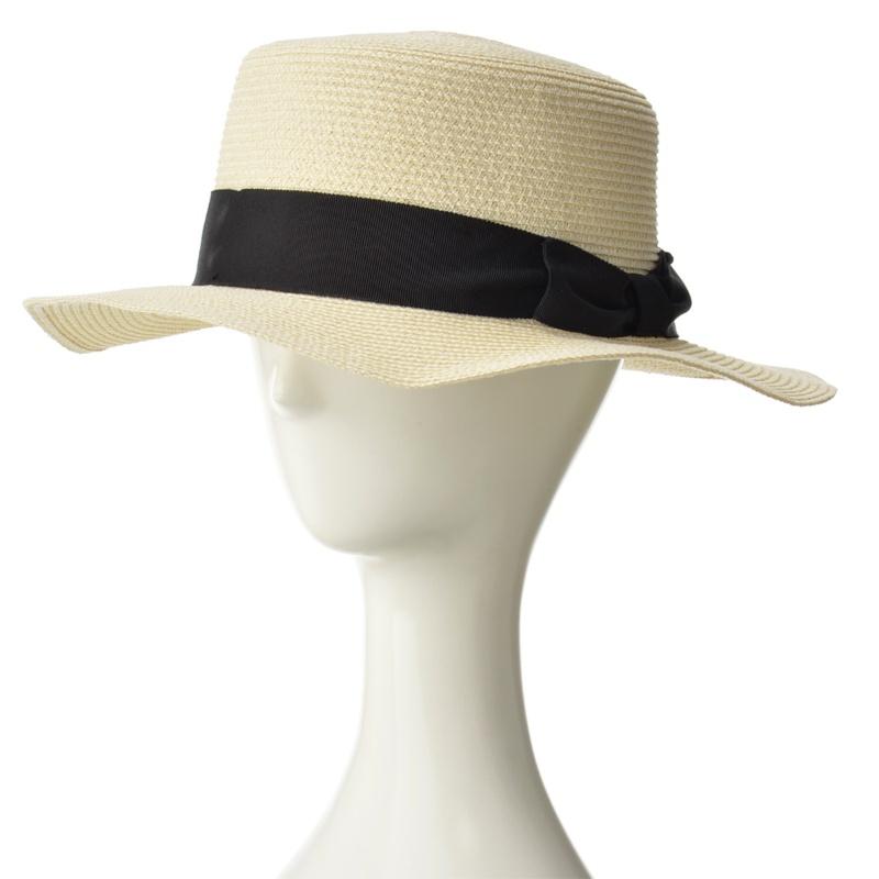 CRN フレンチシックなキャノチェ帽子