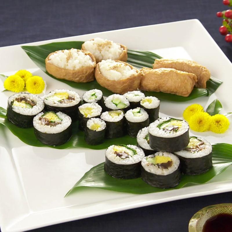 大島社長の魚沼産パック鮨飯12個