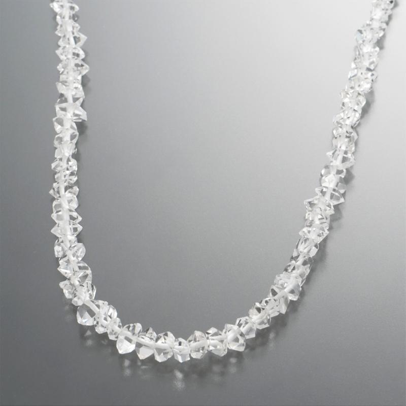 ハーキマーダイヤモンドマインズ社 シャイニング ネックレス