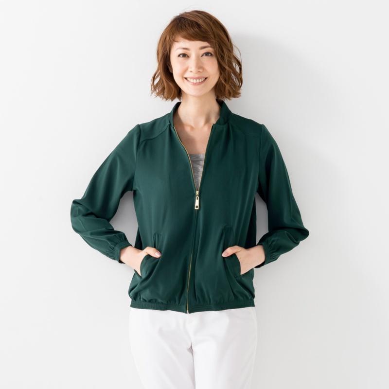 Nina Leonard ボンバージャケット