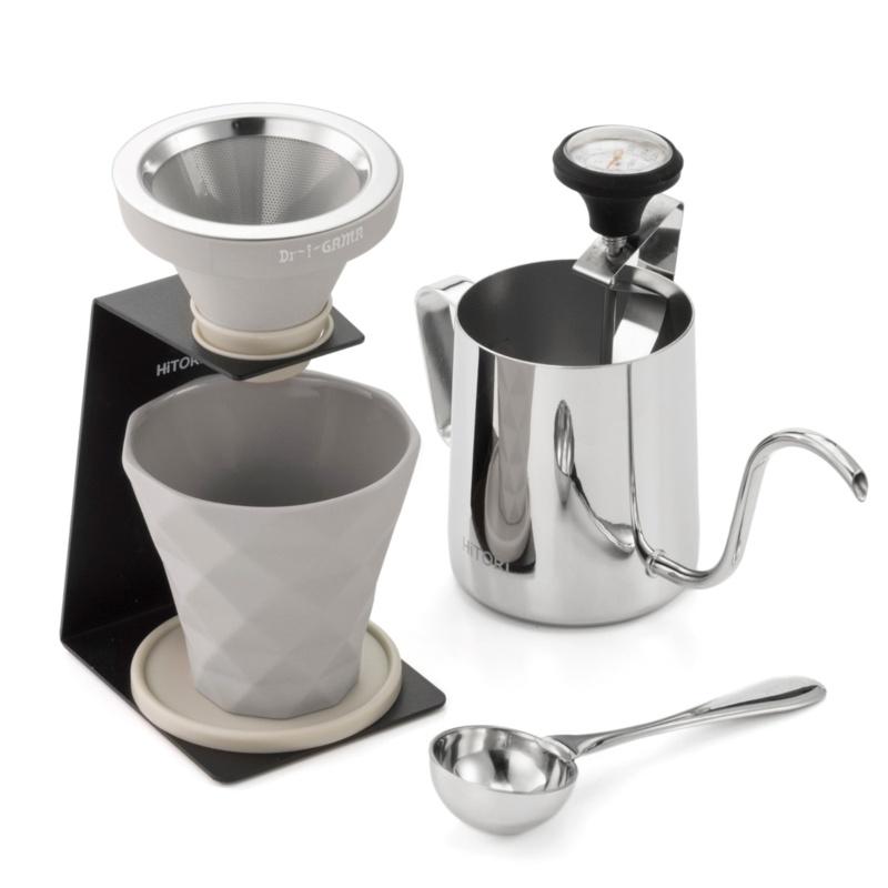 コーヒーメーカー GAMAGA HiToRi stand スターターセット