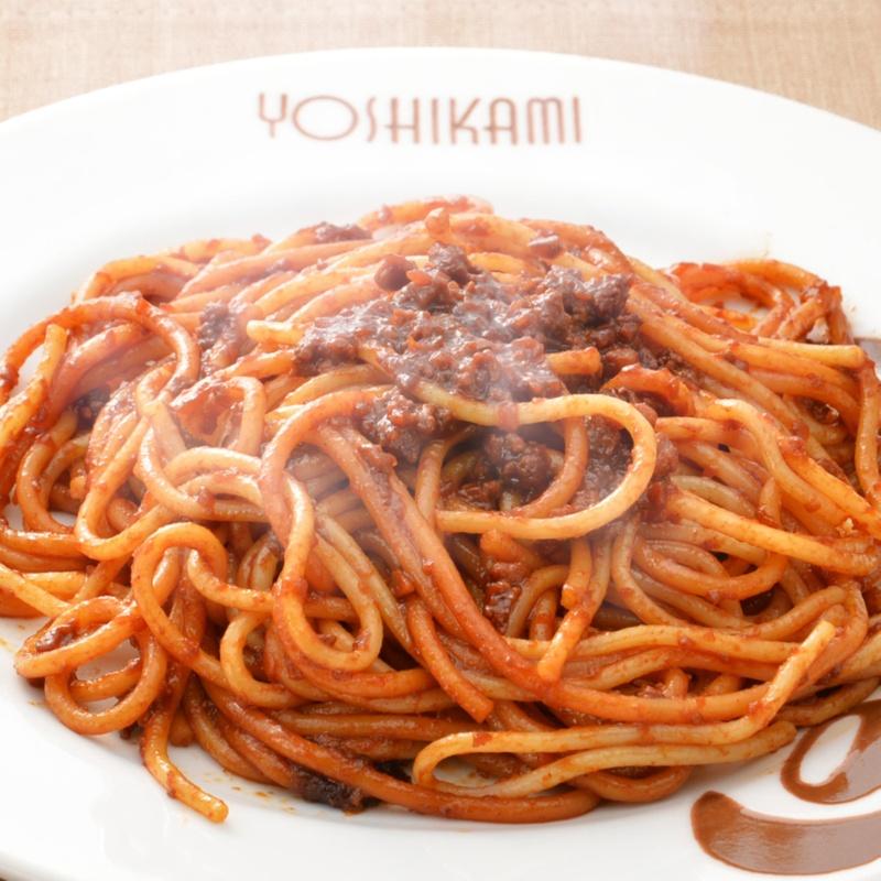 浅草ヨシカミ デミグラスミートスパゲティ 8食セット