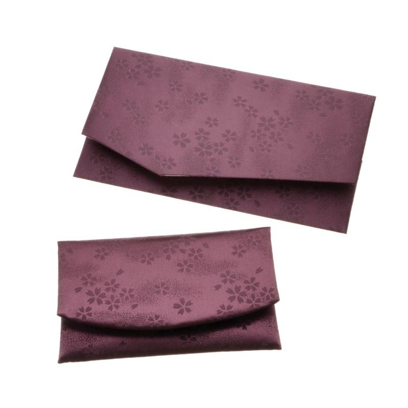 袱紗&念珠袋 セット [さくら柄]