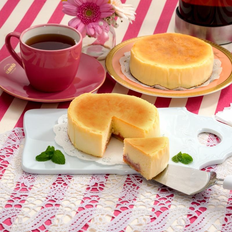 六本木アマンド ベイクドチーズケーキ2個セット